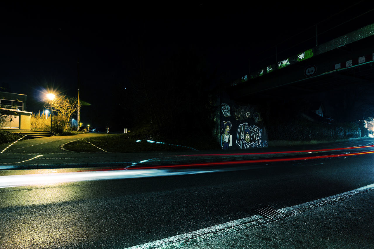 City EyeEm Best Shots Eyeemphoto Graffiti Night Lights Nightphotography Reflection Reflection_collection Street Streetphotography waiting game The City Light Art Is Everywhere