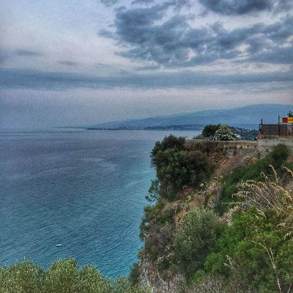 Sea Sun Green Hill Catanzaro Calabria Ionio Italia Tag4live Tag4like Istanday Instango Instagood Likeforlike Picoftheday Follow Tag