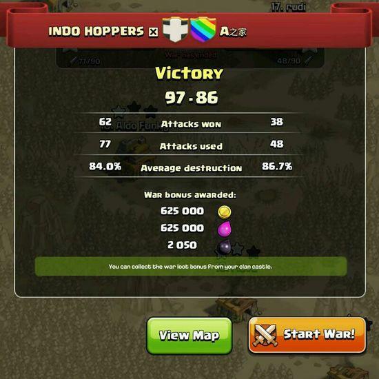 big win! lol