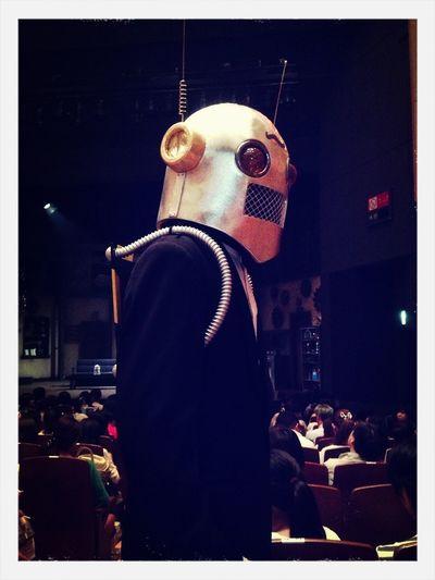 ドーナツ博士 Robot