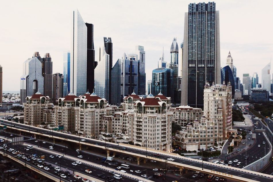 Beautiful stock photos of dubai, Aerial View, Architecture, Building Exterior, Built Structure