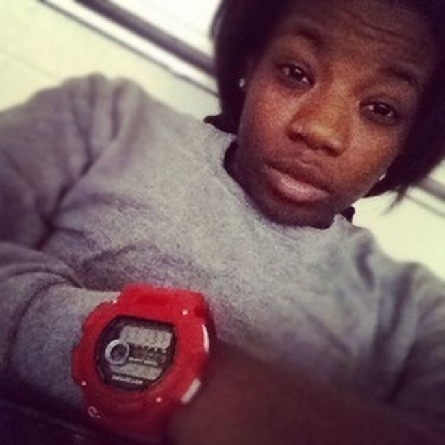 Just Coolin' Old Pic Tho