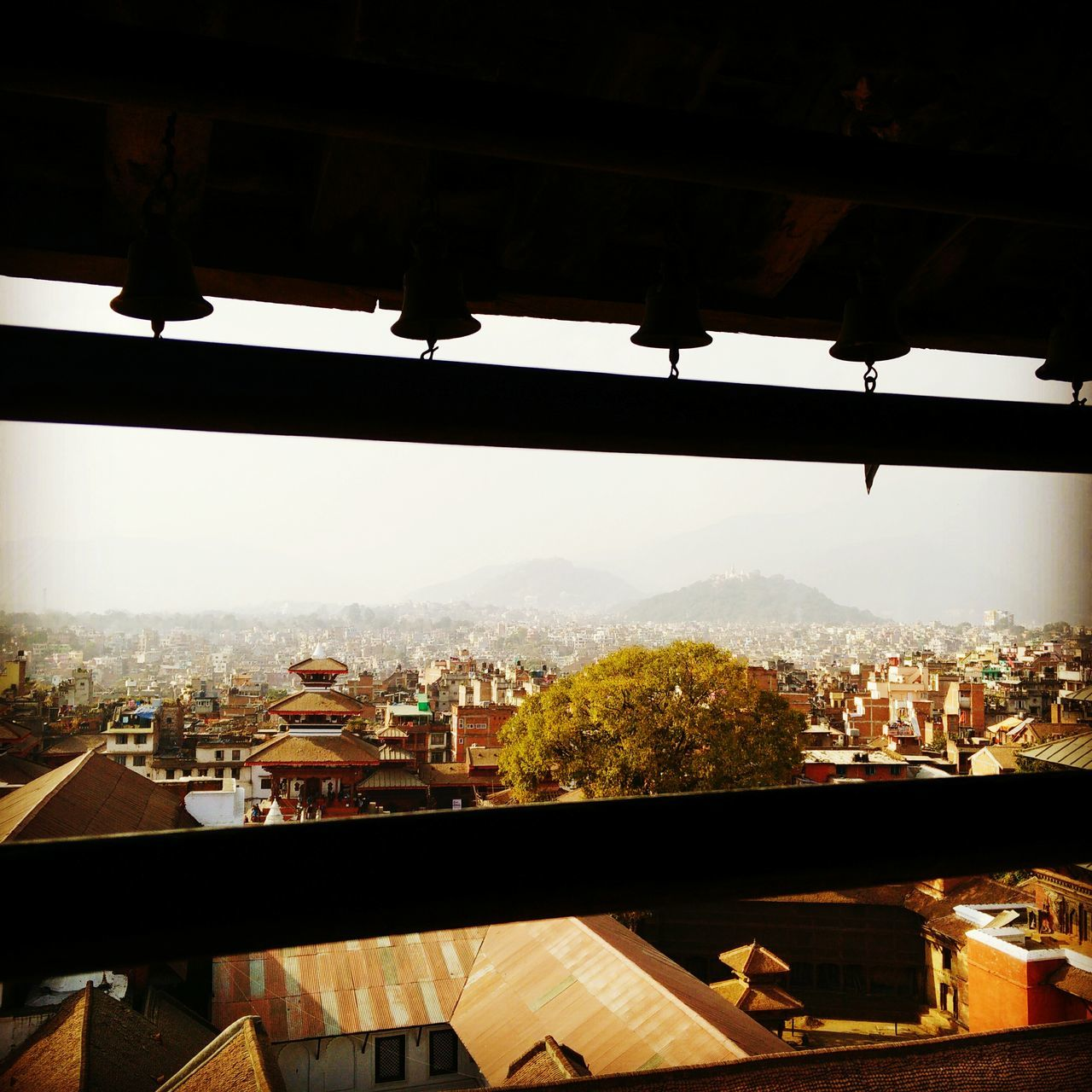 View from 9 storey royal palace Basantapur Darbar Square, Kathmandu, Nepal. The palace does not exists anymore. It became prey of earthquake that took place in 2015. First Eyeem Photo Heritage Basantapur Durbar Square Nepalese Beauty Nepal Earthquake Rememberance