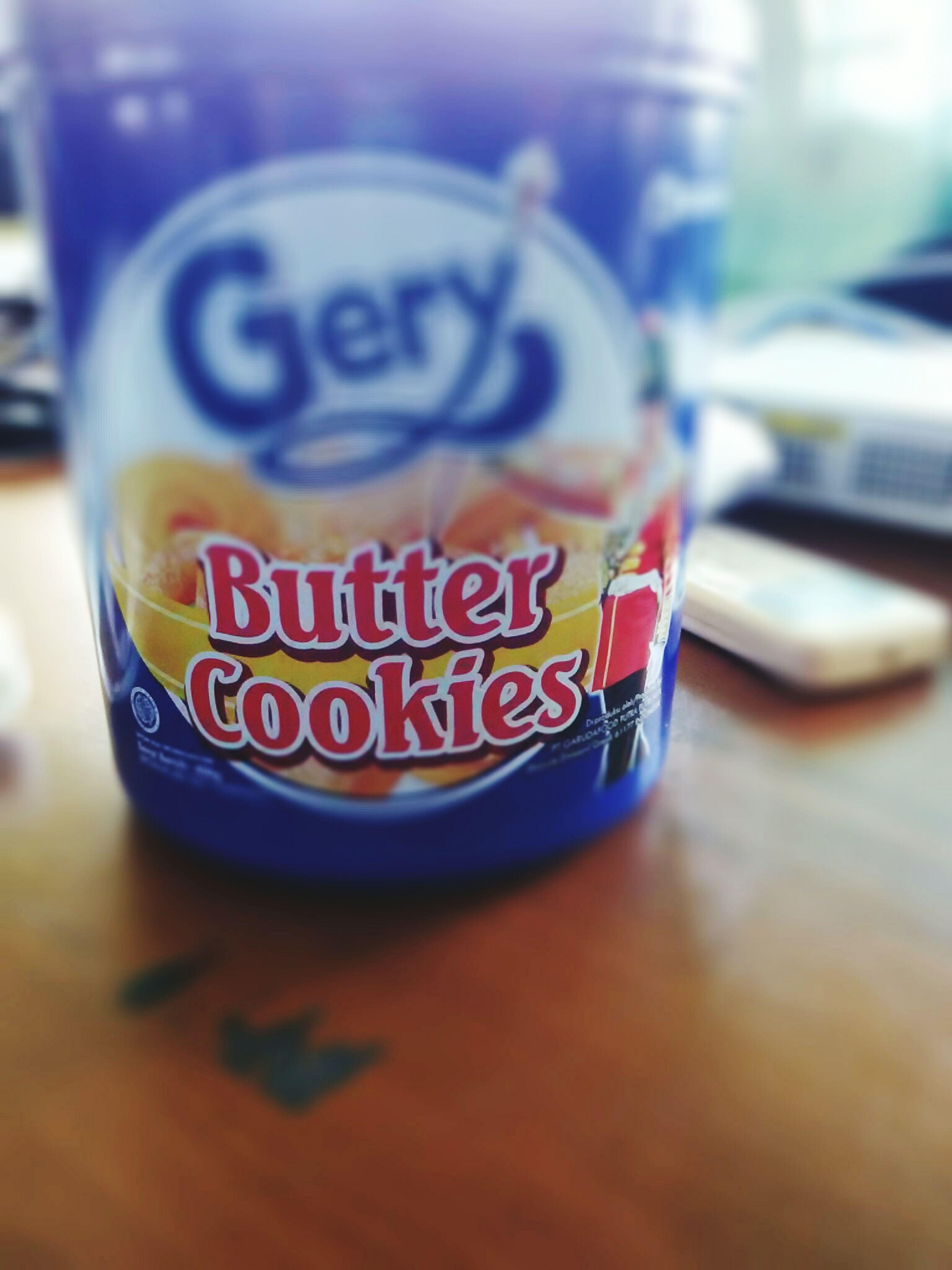 Gerybuttercookies Ngemil2 Lucu