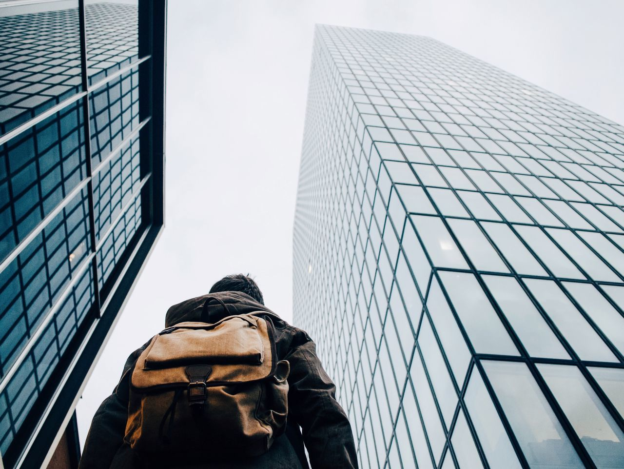 Beautiful stock photos of man, Architecture, Backpack, Building, Building Exterior