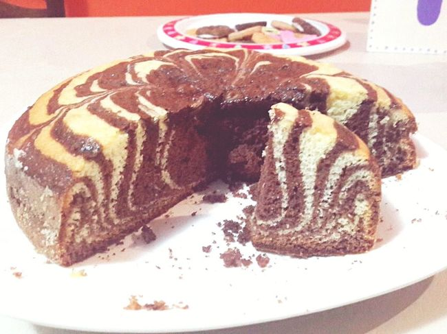 Food Torta Bizcochuelo Marmolada Tarde  Merienda