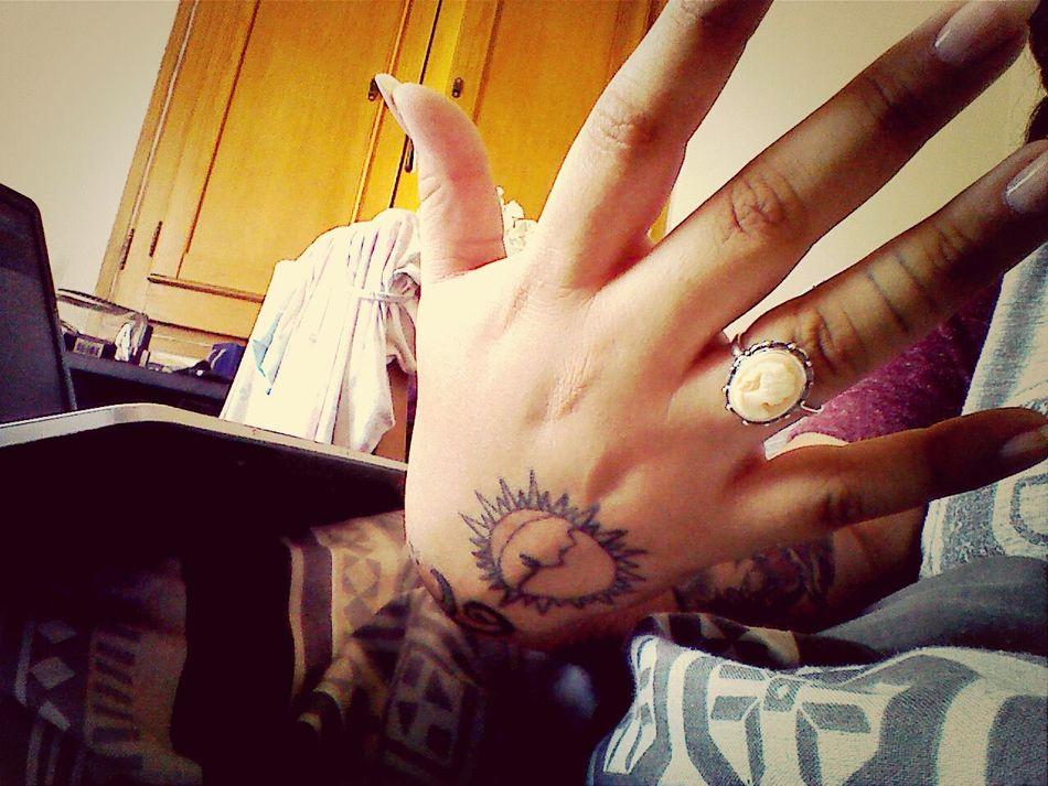 new ring!!! Shopping ♡