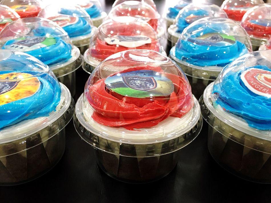 No People Indoors  Close-up Multi Colored Sweet Food Day Cupcakes Splash Of JDT EyeEmNewHere