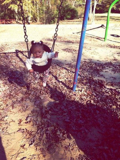 A DAY AT THE PARK WITH MY ❤❤❤❤