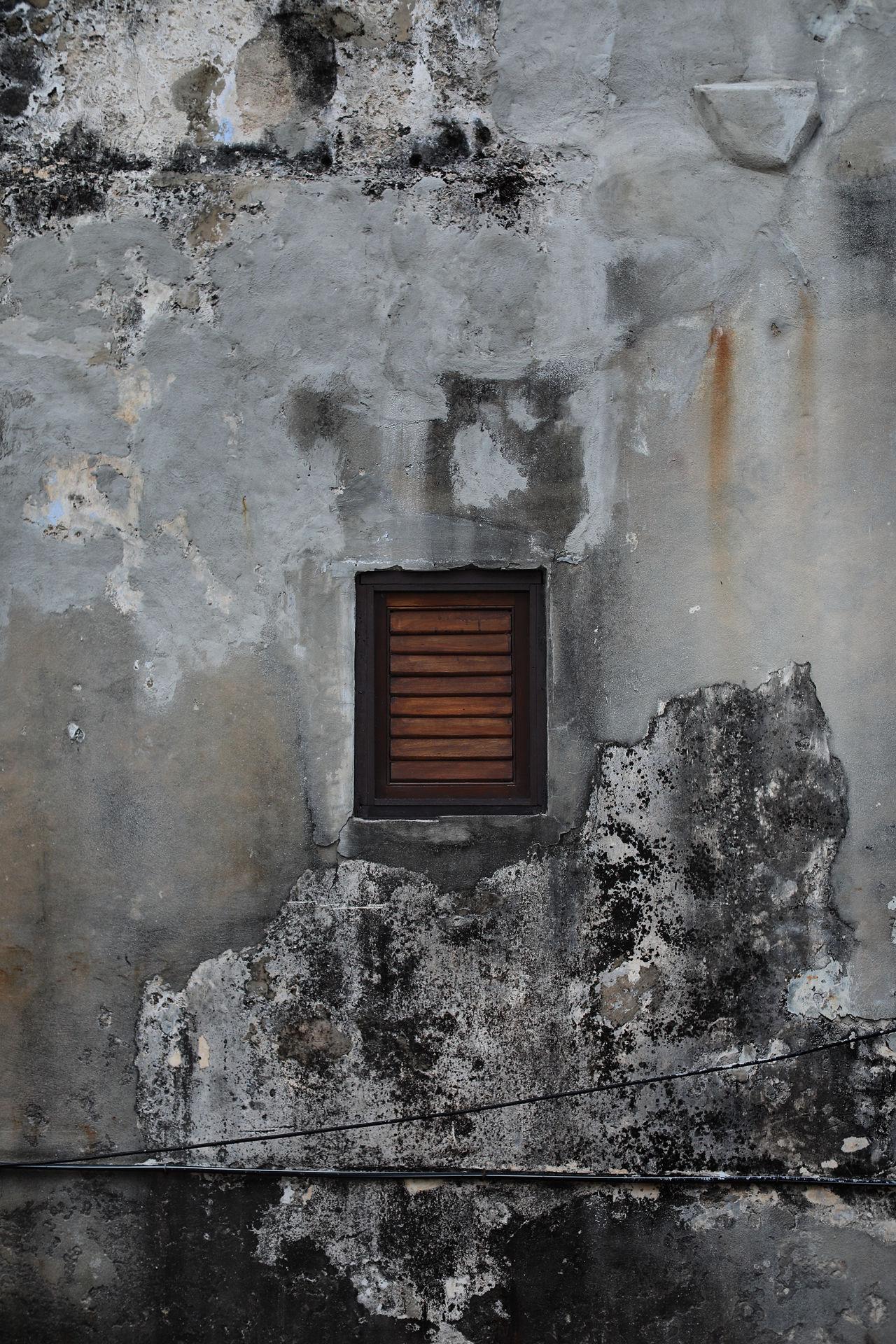 Window #georgetown #penang #penang Herritage# #texture #wall Window