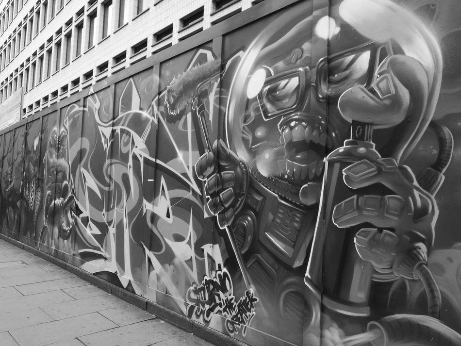 Hoxton London Graffiti Art HuaweiP9 First Eyeem Photo