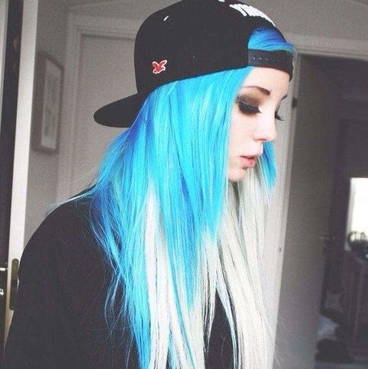 I Love It ❤ So Cutie ^^ Fashion Hair Love ♥