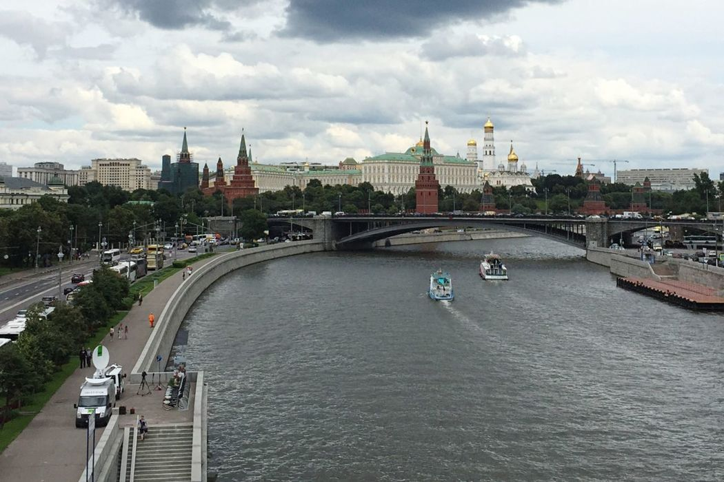 The Kremlin and the Moskva Streetphotography Architecture Rus2015tc Traveling