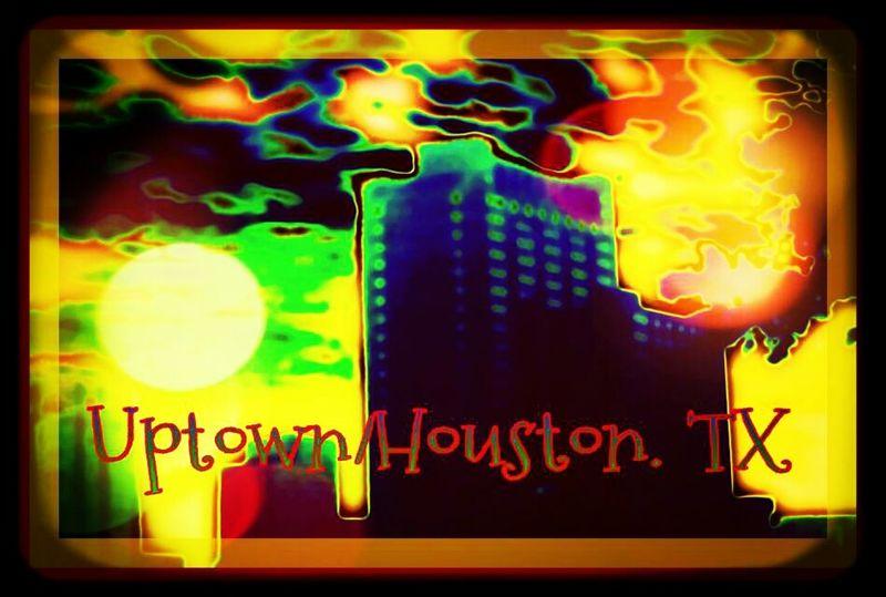 Roy G Biv Fotography Lé Artist Edit'd Sunrise Houston Houston Texas Uptown Derps My Mountains. Ellis:D Taking Photos Edit'd