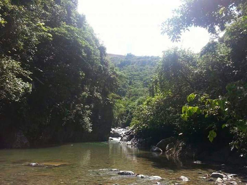 Dominican Republic Republicadominicana Rio River Fula El Peñon