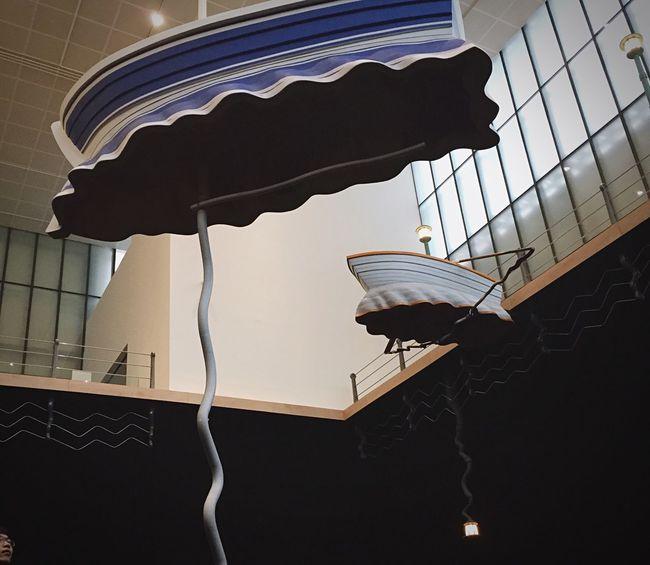 Leandro Erlich Art Installation Modern Art Surrealism in Seoul_korea