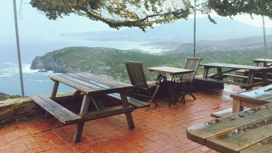 Sea, Mountain And Sky Eyeem Natur Lover Amazing Capdecreus #altemporda! #catalunya!! ??