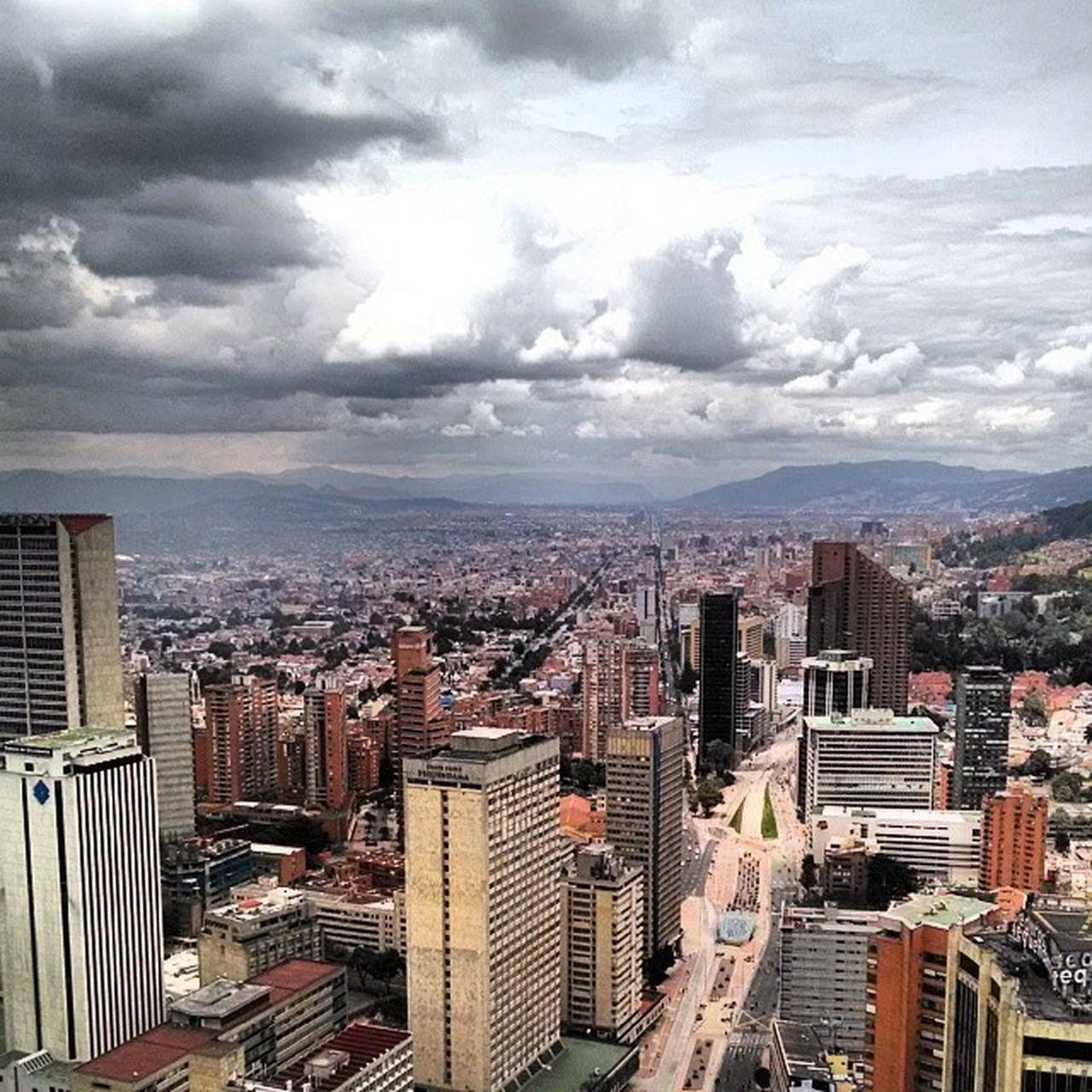 Domingo de ver Bogotá. Bogotá