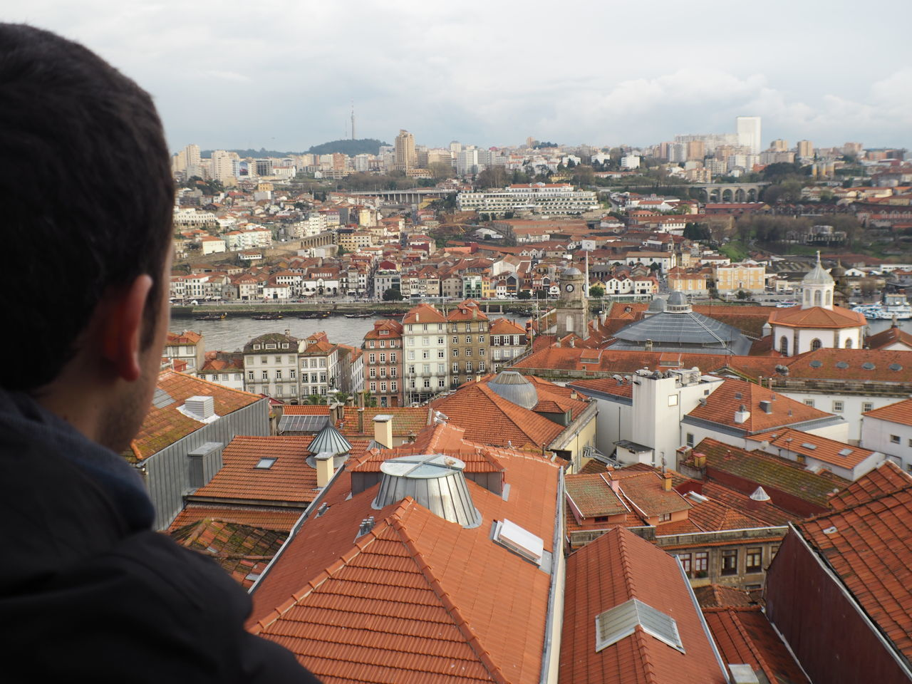 Architecture City Cityscape Exploring House Porto Portugal Rooftop Sightseeing Town Travel Destinations Vista