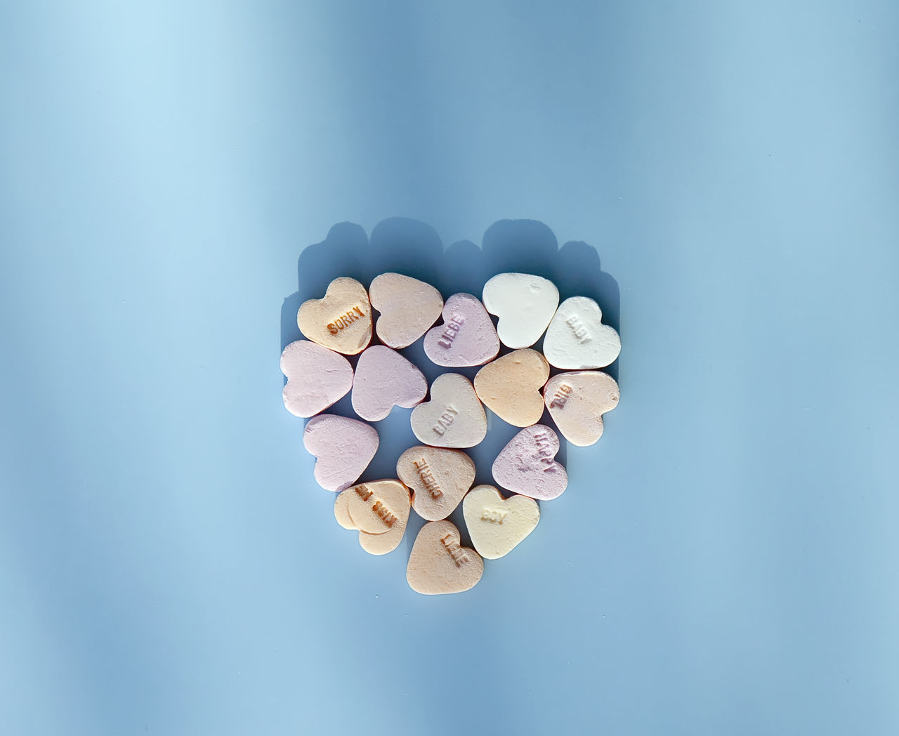 Candy Candy Heart Day Heart Heart Shape Love Love ♥ No People Pastel Pastel Power