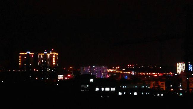 Night View Of Dali