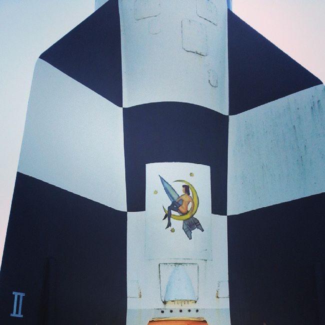 Raketenbemalung.