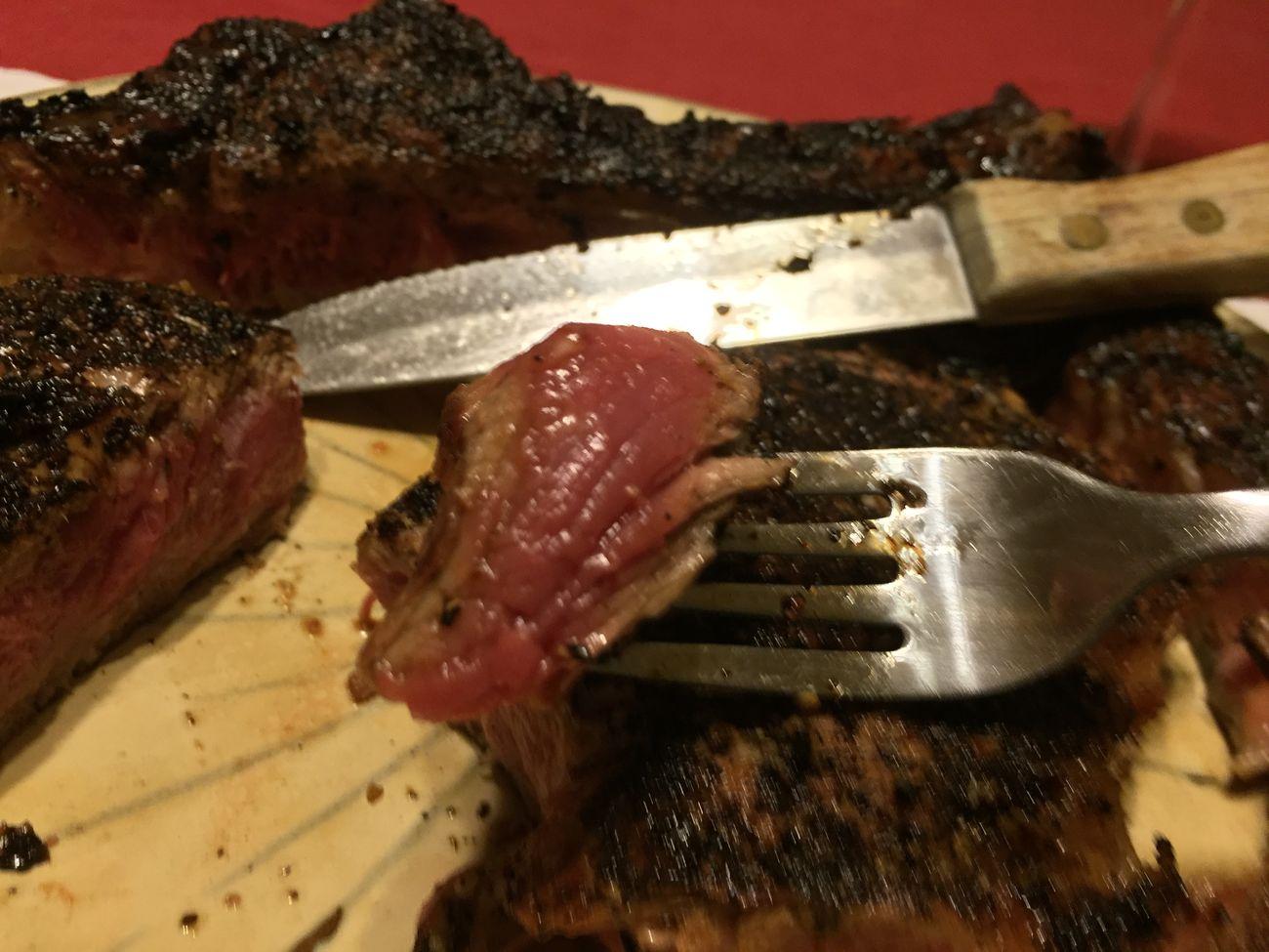 Perfectly grilled!! Grilling ICanCookMyAssOff ItsAnItalianThing Ribeye Steak Nomnombomb Food Porn Awards MyFoodPics Food Porn