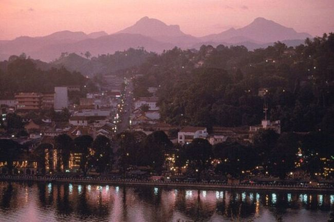 Hill Country Kandy SriLanka Peaceful Peace And Quiet