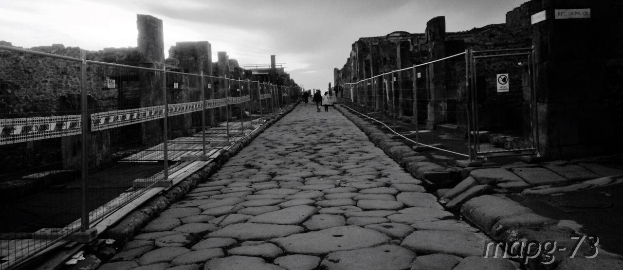 Streetphotography Streetphoto_bw Pompeii