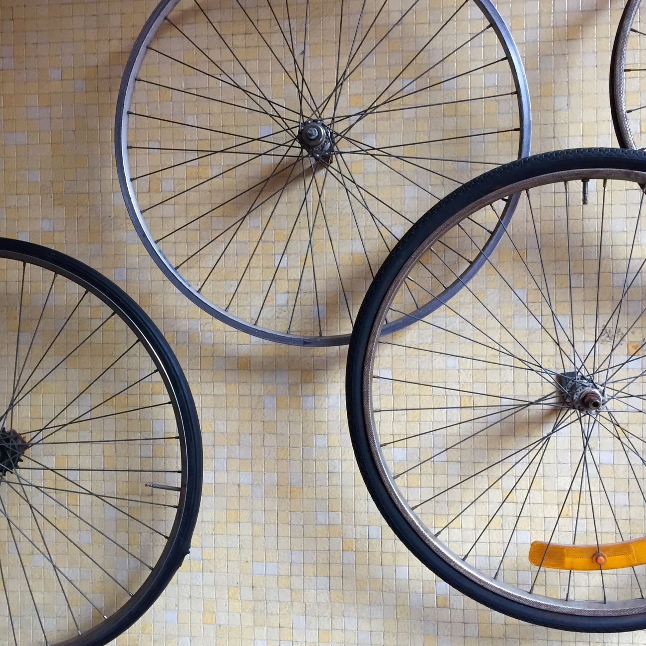 Bicycles Vintage Oldbike Bicycle CreativePhotographer Light And Shadow Circles Urban Urbanphotography Oldstyle
