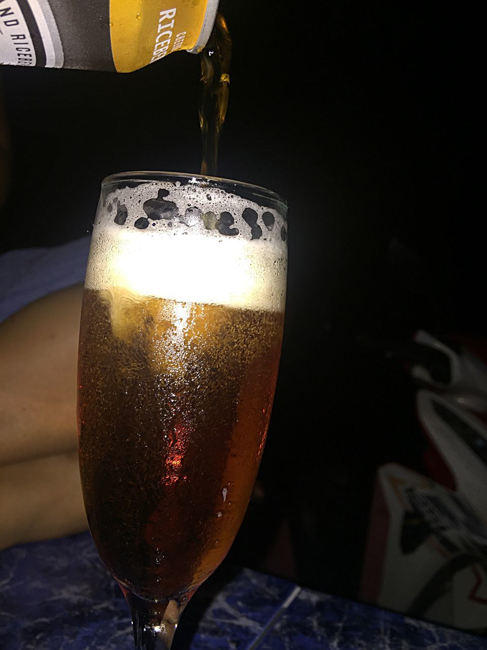 drink, refreshment, food and drink, frothy drink, close-up, alcohol, drinking glass, beer glass, beer - alcohol, no people, beer, freshness, indoors, day