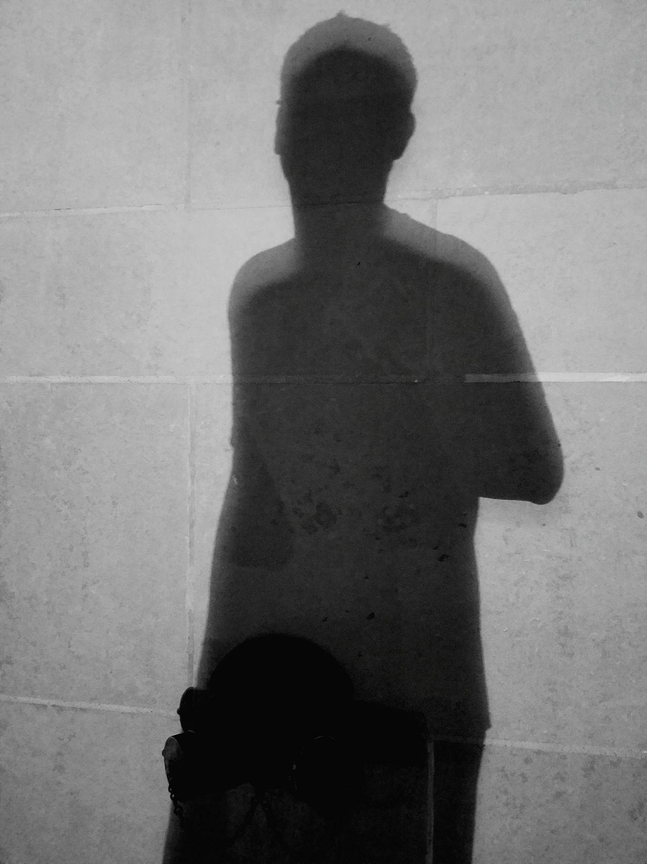 Silhouette That's Me Enjoying Life In The Dark Taking Photos Selfie Silhouette
