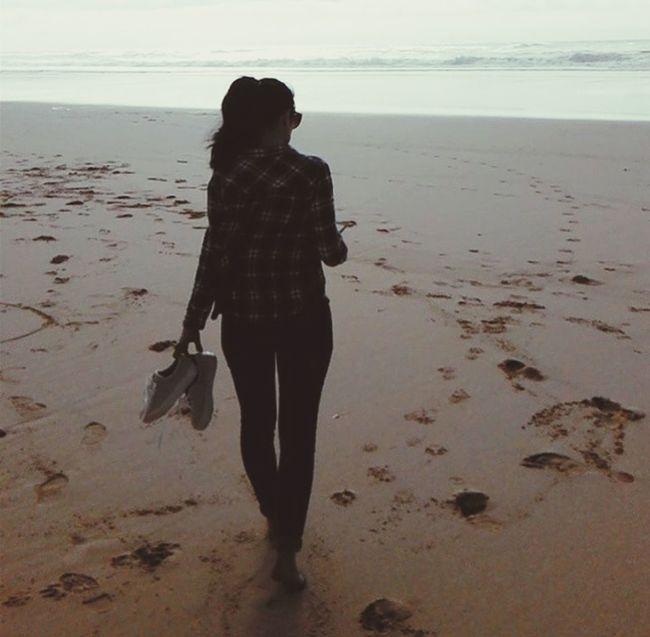 Relaxing Beach Beachphotography Beach Walk Beachlovers EyeEm Nature Lover Sintralovers Praiagrande Sea And Sky Naturelovers Awalktoremember AWalkonthebeach Enjoying Life Breath Taking Moment Portugal Sintra MyCity❤️