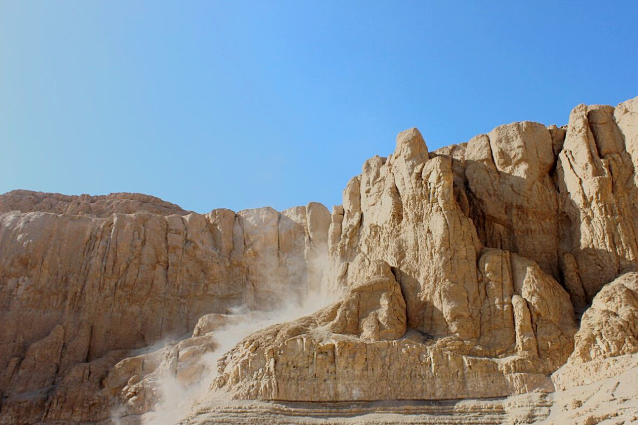 Taking Photos EyeEm Egypt Travel Hello World Luxor Sky Temple Hatshepsut Temple Of Hatshepsut