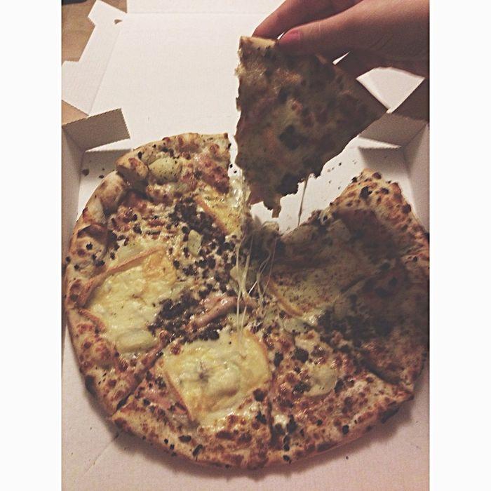 bonne ap, Pizza ?