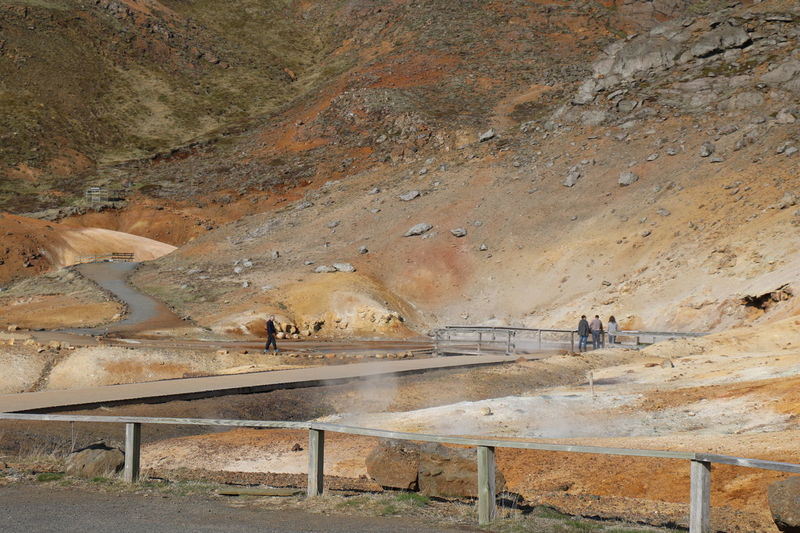 No Edit, No Filter, Just Photography Krísuvík HotSpringsNationalPark Hotsprings Capture The Moment Beauty In Nature Beautiful Day