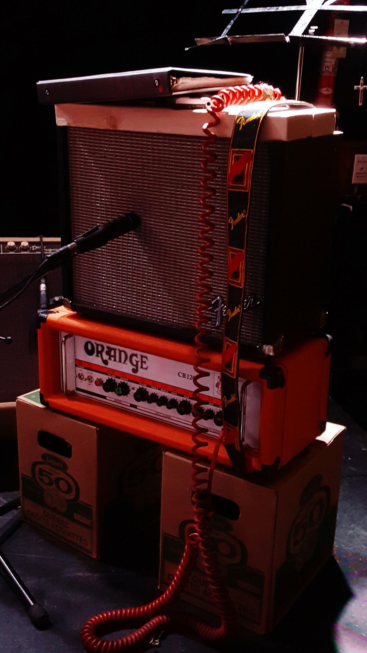 Orange Amplification Amplifiers Amplificateurs