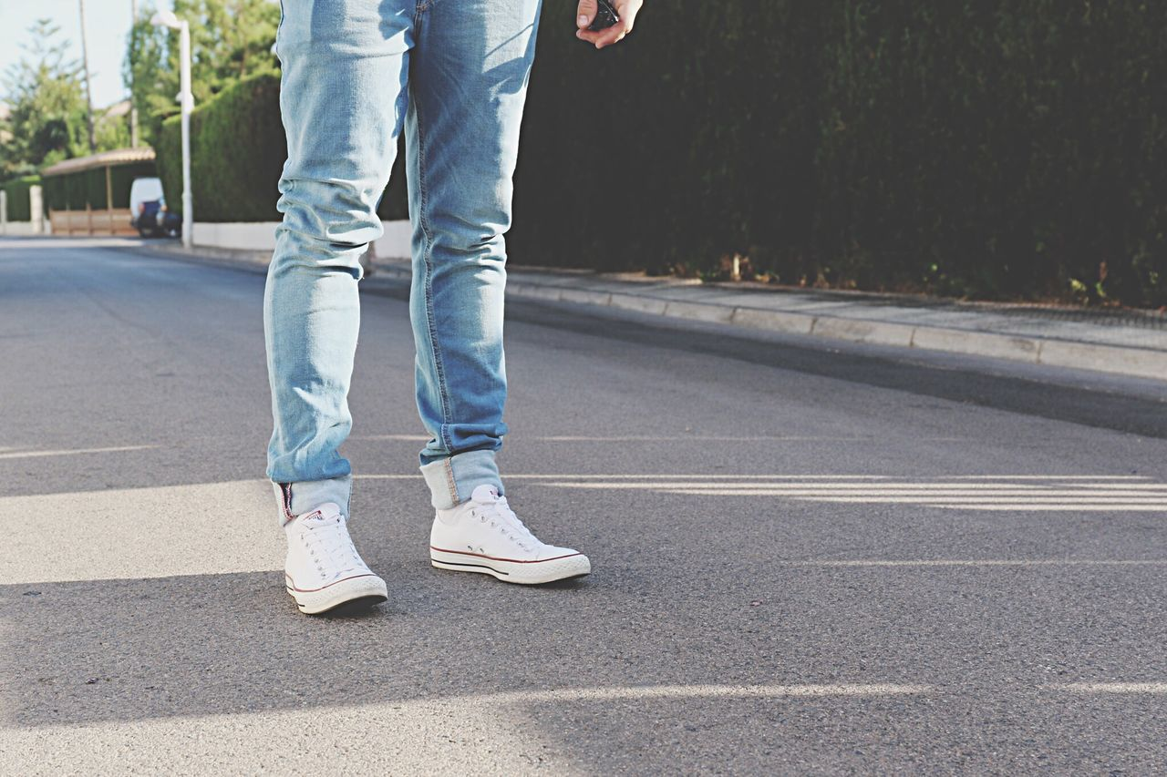 Beautiful stock photos of city, Asphalt, Canvas Shoe, Casual Clothing, Connection