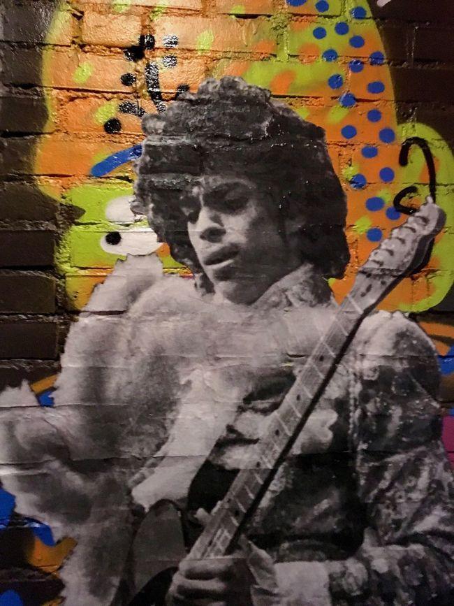 Street Art Prince  NYC