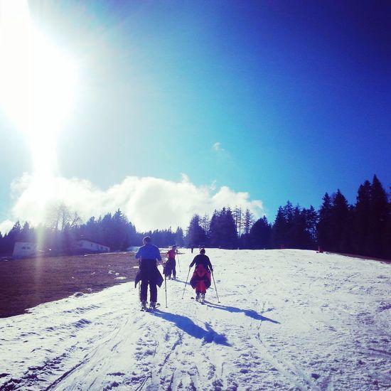 Nieve4 Österreich Austrian Alps Snow Mountain Nature Feel The Journey