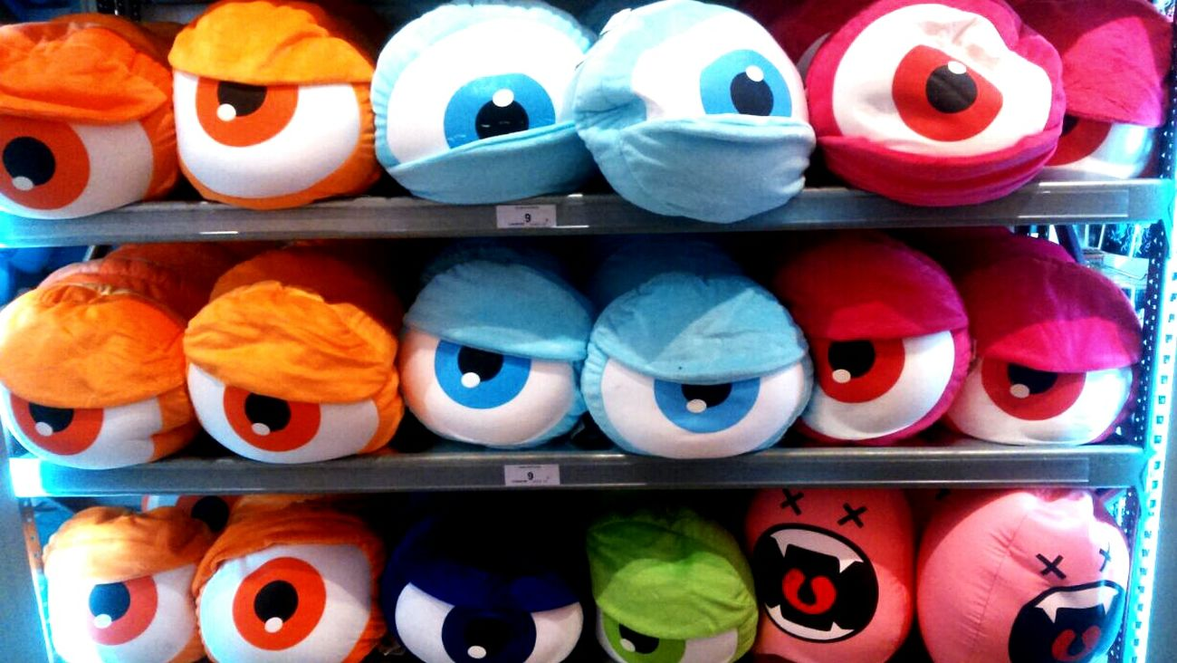 Eyes Peluches Toys Shop New Toys Toys