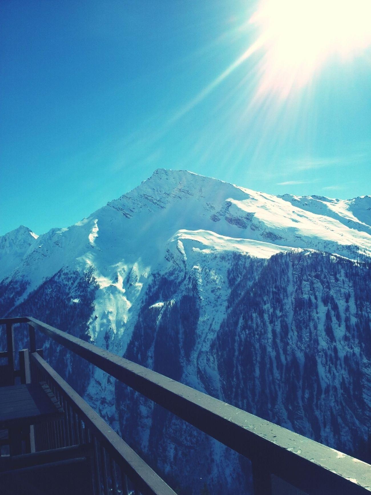 Nature Skiing