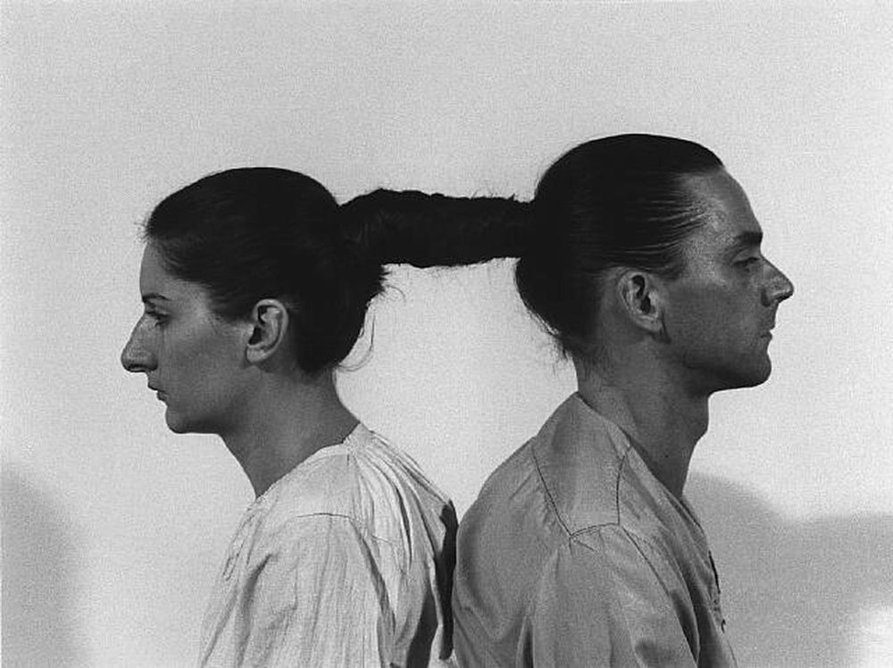 Not my photo!!!! but...Marina Abramović The Picture Says It All  Best Performance Artist Ever Love Her! Last Selfie The Human Condition