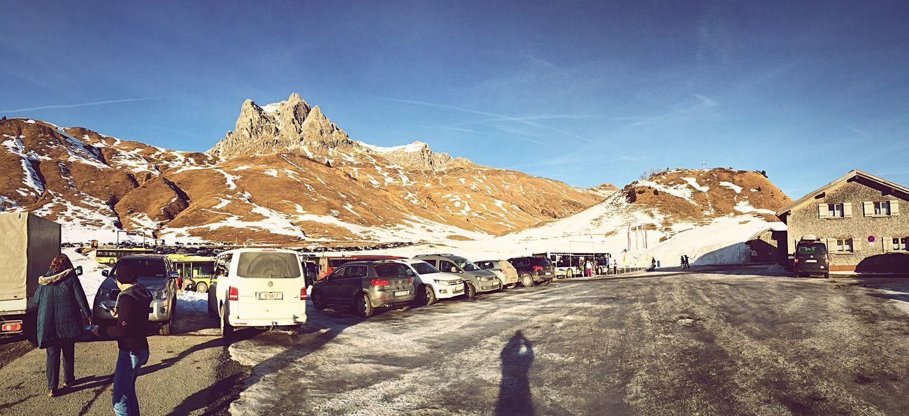 Bergen Österreich In Österreich Genießen Schnee oder auch kein schnee