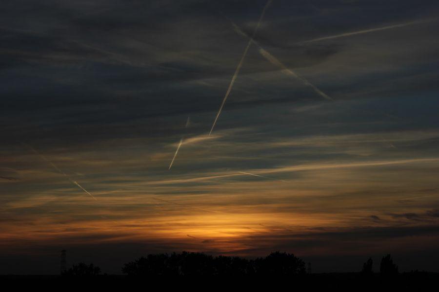 Sky Skyporn Sky Collection Clouds And Sky Sunset Apeldoorn Canon Sky And Clouds Sun Sun_collection