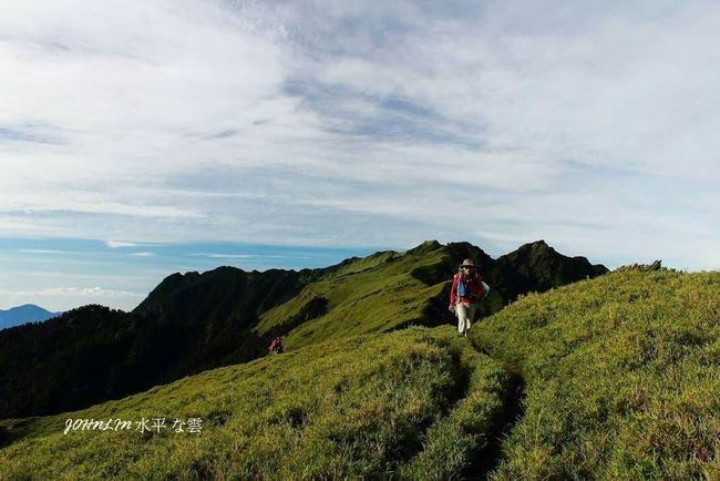 享受高山原野Taiwan
