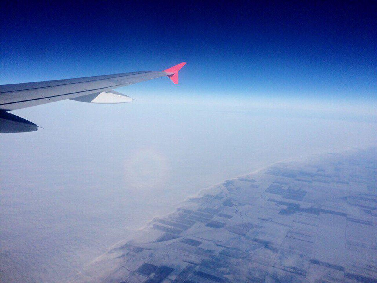 Sky Ural Airlines Fly Travel Russia Plain Dombay Karachaevo Circassia небо Уральские авиалинии Полет путешествие Россия самолет домбай Карачаево-Черкессия зима