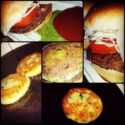 Cooking LoveFood Crazy Selfmade Burgers Homemade Tikkki Firstattempt EatHealthy Harvestbuns Crazycook Instacraze Instalikes Instafollows Lifestyle BurgerLovers Fattyfood Hobby Loveall Perfectcaptured