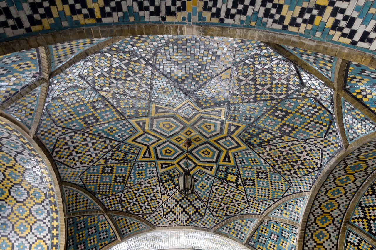 Architecture Architecture_collection Day Golestan Iran Golestan Palace No People Old Buildings Oriental Style Art Is Everywhere