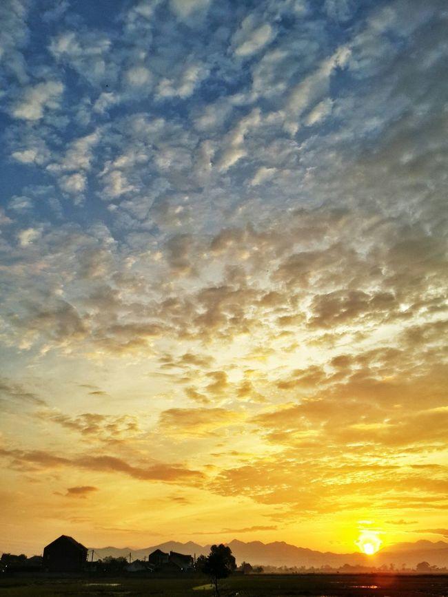 Sunrise Bandung